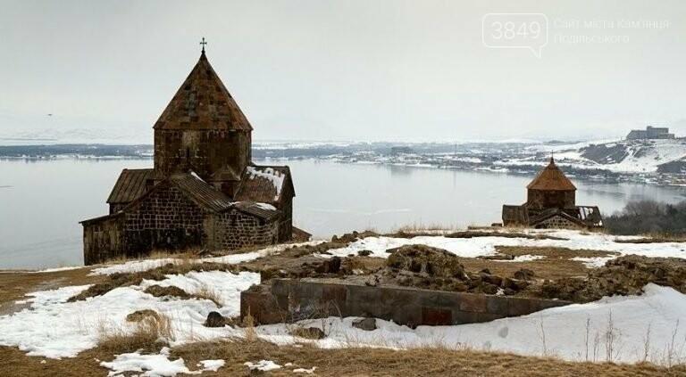 Озеро Севан, Вірменія