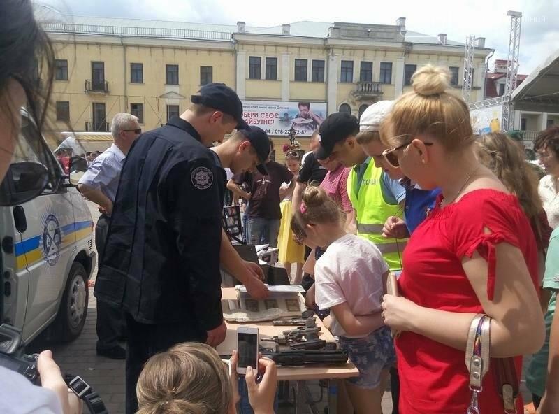 Біля Ратуші відбувся захід до Дня захисту дітей, фото-6