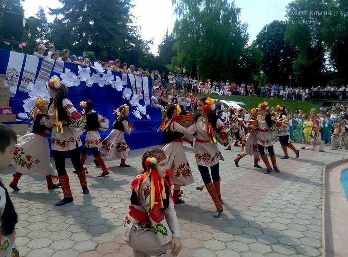 У Кам`янці День захисту дітей відкрили конкурсами та флешмобом, фото-6