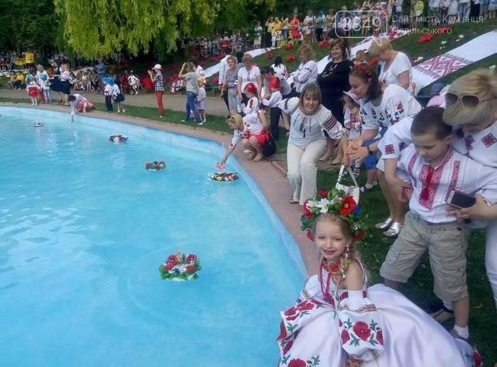 У Кам`янці День захисту дітей відкрили конкурсами та флешмобом, фото-2