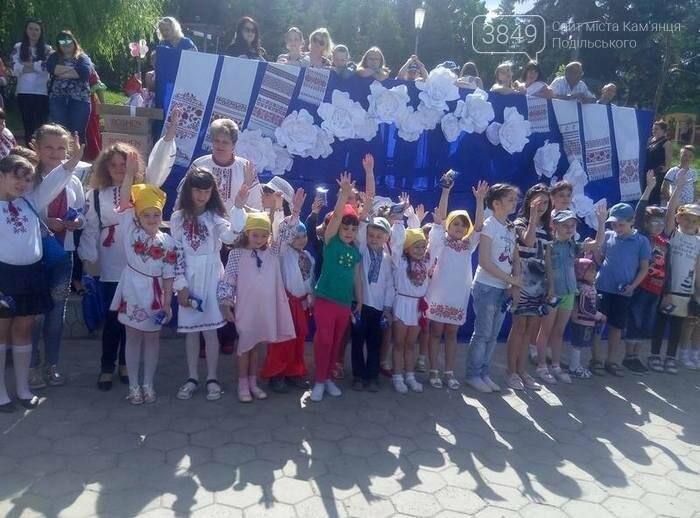 У Кам`янці День захисту дітей відкрили конкурсами та флешмобом, фото-3