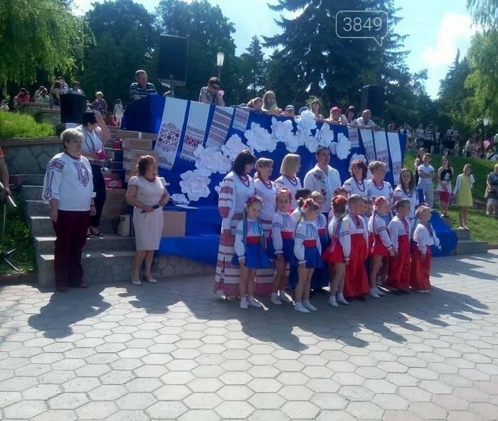 У Кам`янці День захисту дітей відкрили конкурсами та флешмобом, фото-4