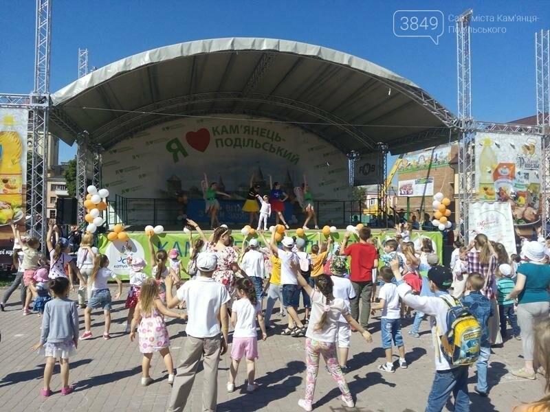 День захисту дітей. Забави на площі Польський ринок, фото-4
