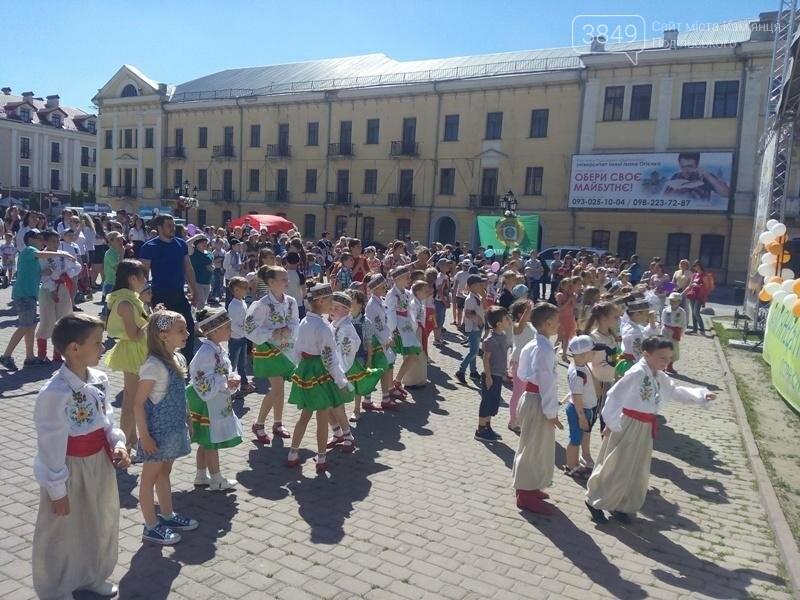 День захисту дітей. Забави на площі Польський ринок, фото-5