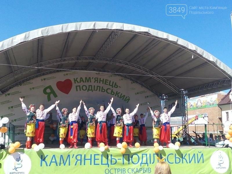 День захисту дітей. Забави на площі Польський ринок, фото-7