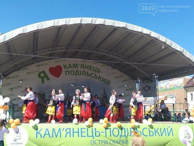День захисту дітей. Забави на площі Польський ринок, фото-8