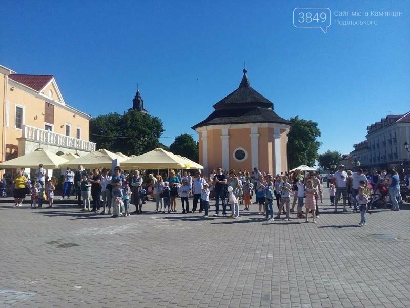 День захисту дітей. Забави на площі Польський ринок, фото-10