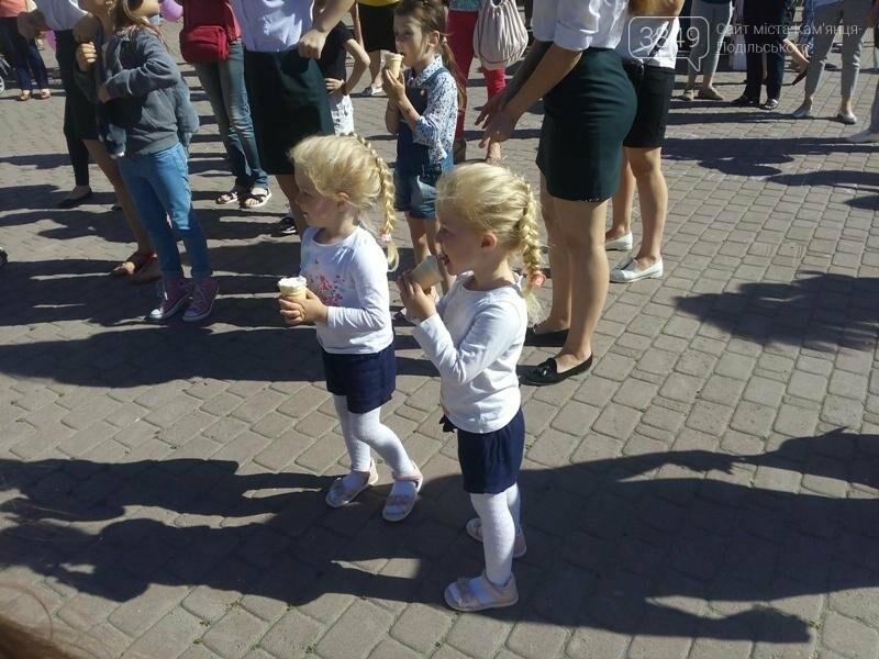 День захисту дітей. Забави на площі Польський ринок, фото-2
