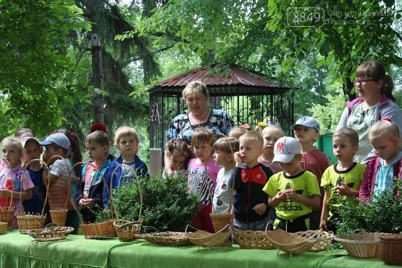 Подорож у музей на природі в дитячому садку «Веселка», фото-6