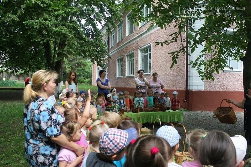 Подорож у музей на природі в дитячому садку «Веселка», фото-7