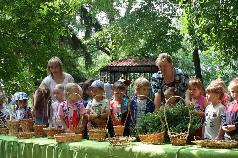 Подорож у музей на природі в дитячому садку «Веселка», фото-9
