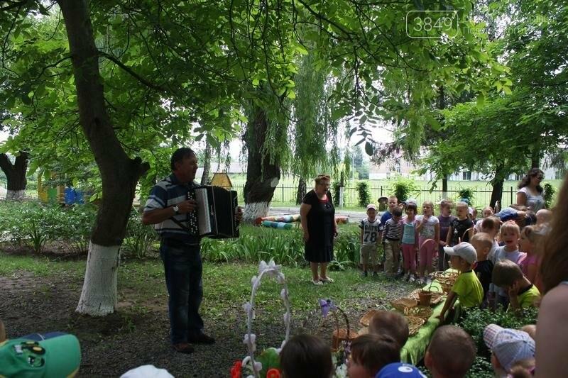 Подорож у музей на природі в дитячому садку «Веселка», фото-12