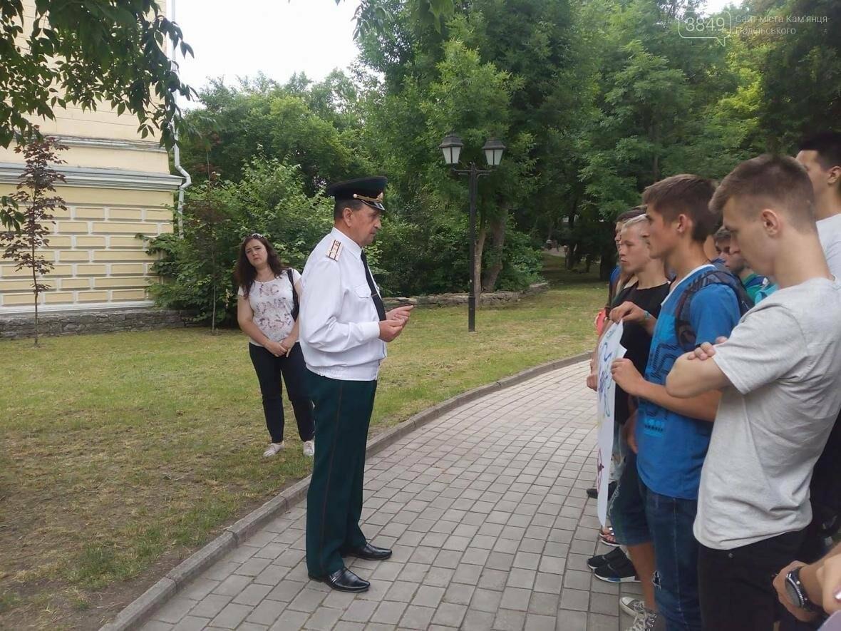 Флешмоб до Дня скорботи і вшанування пам`яті жертв Великої Вітчизняної війни в Україні, фото-4