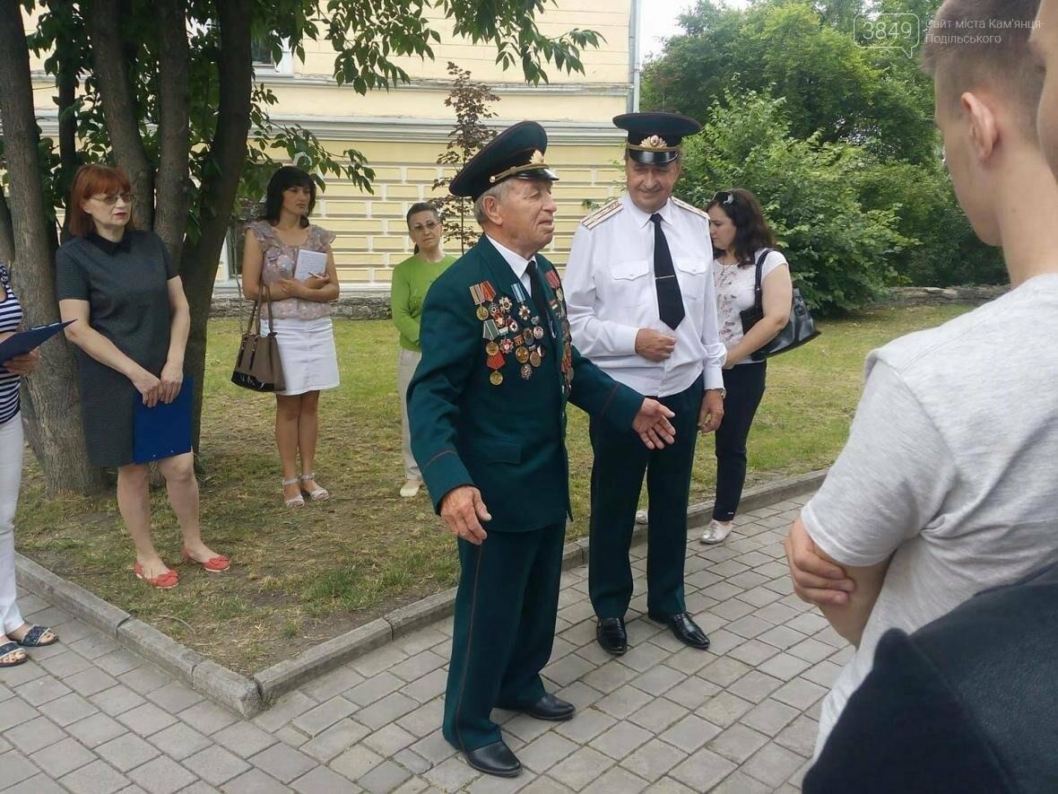 Флешмоб до Дня скорботи і вшанування пам`яті жертв Великої Вітчизняної війни в Україні, фото-5