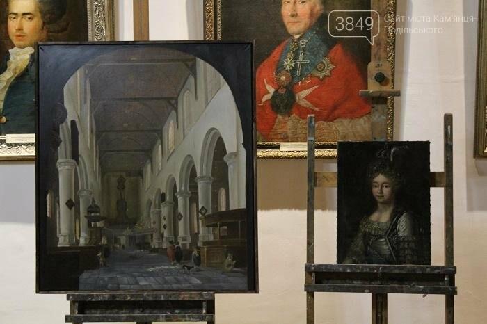 Студенти представили реставровані шедеври 18-19 століть , фото-2
