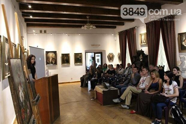 Студенти представили реставровані шедеври 18-19 століть , фото-1