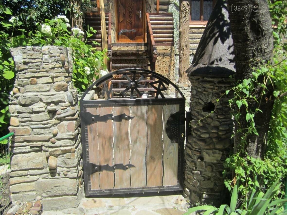 У Кам'янці є незвичайний будинок, або Фантастичний світ кам'янецького художника і архітектора Віктора Дрануса, фото-1