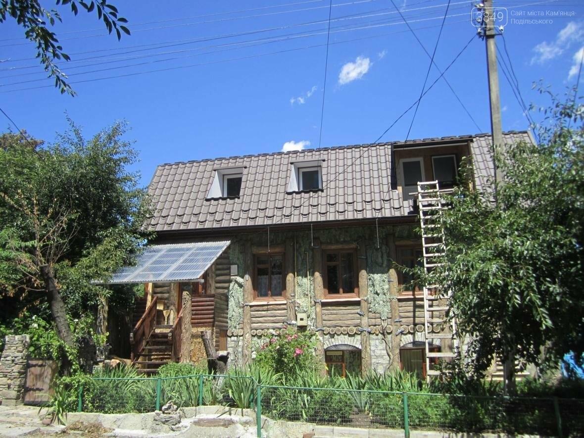 У Кам'янці є незвичайний будинок, або Фантастичний світ кам'янецького художника і архітектора Віктора Дрануса, фото-14