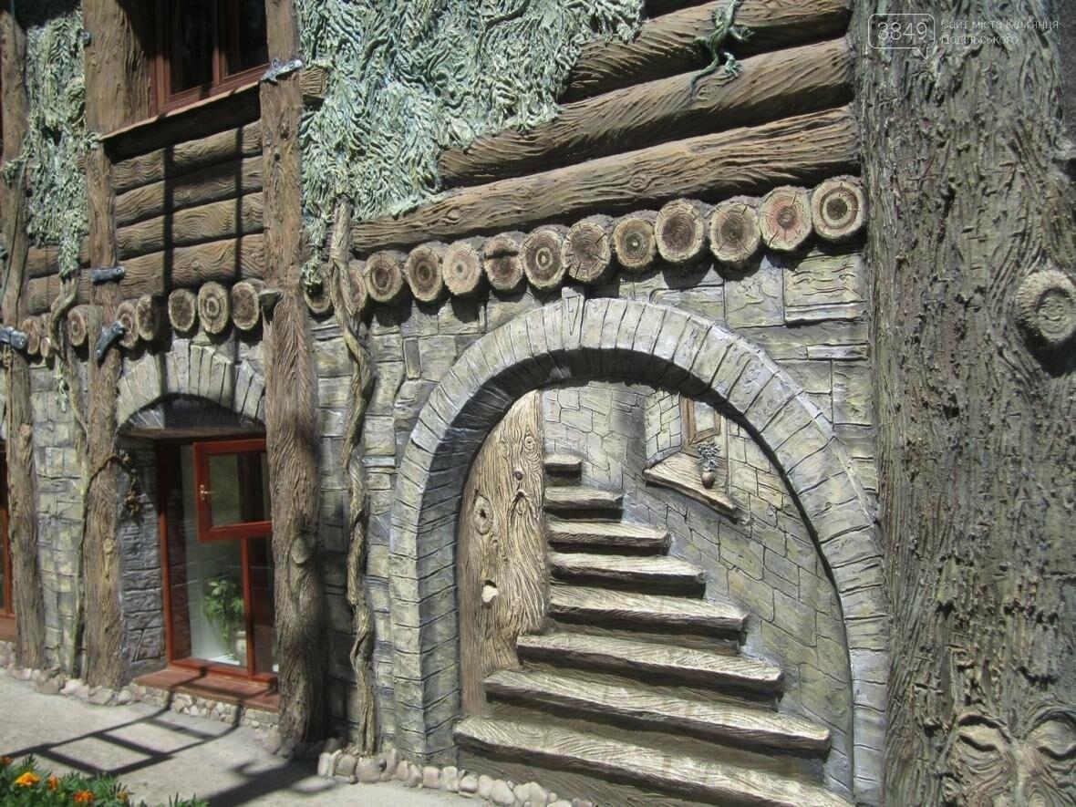 У Кам'янці є незвичайний будинок, або Фантастичний світ кам'янецького художника і архітектора Віктора Дрануса, фото-2