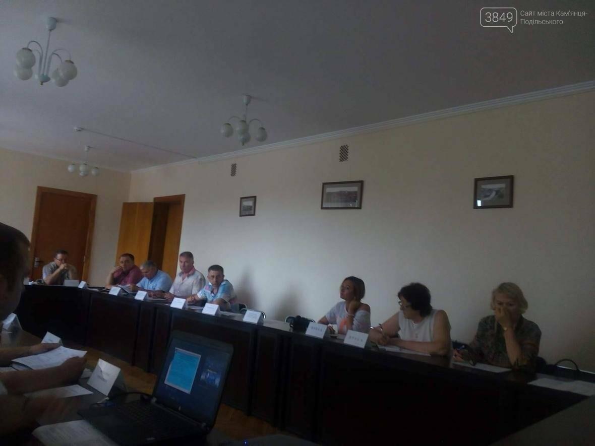 Провели чергове засідання виконавчого комітету, фото-2