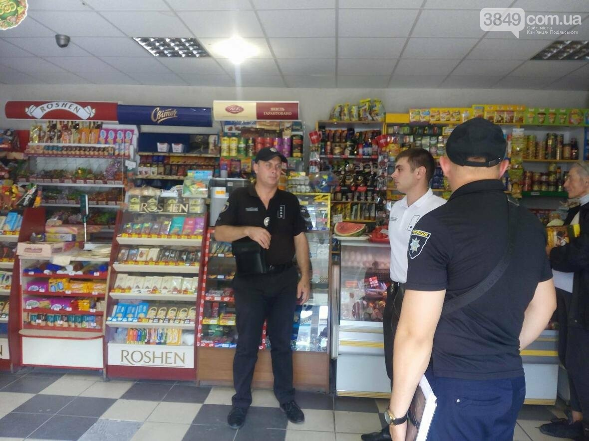 Незаконний продаж алкоголю. У Кам`янці оштрафували магазин, фото-4