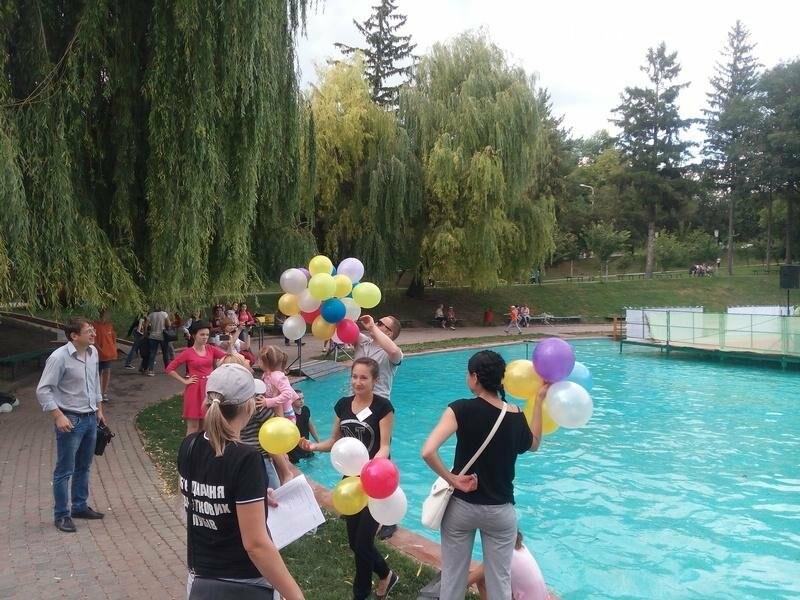 """Як проходить фестиваль """"Ількові забави"""" у Кам`янці-Подільському, фото-17"""