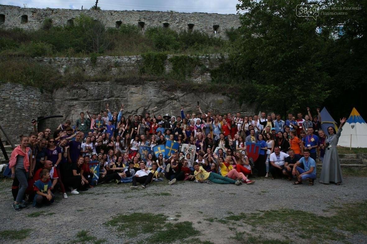 У Кам`янці-Подільському відбувся молодіжний фестиваль «Покликані до Царства», фото-23