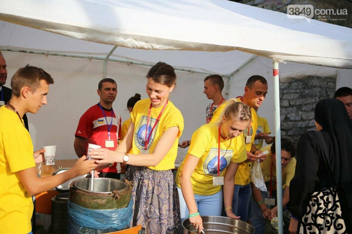 У Кам`янці-Подільському відбувся молодіжний фестиваль «Покликані до Царства», фото-10
