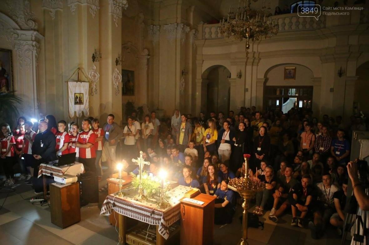 У Кам`янці-Подільському відбувся молодіжний фестиваль «Покликані до Царства», фото-11
