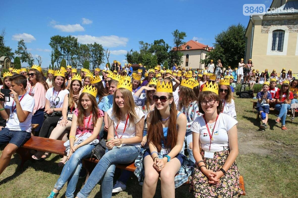 У Кам`янці-Подільському відбувся молодіжний фестиваль «Покликані до Царства», фото-22
