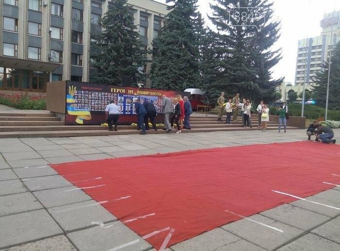 У Кам`янці відбулось урочисте святкування Дня прапора України, фото-2