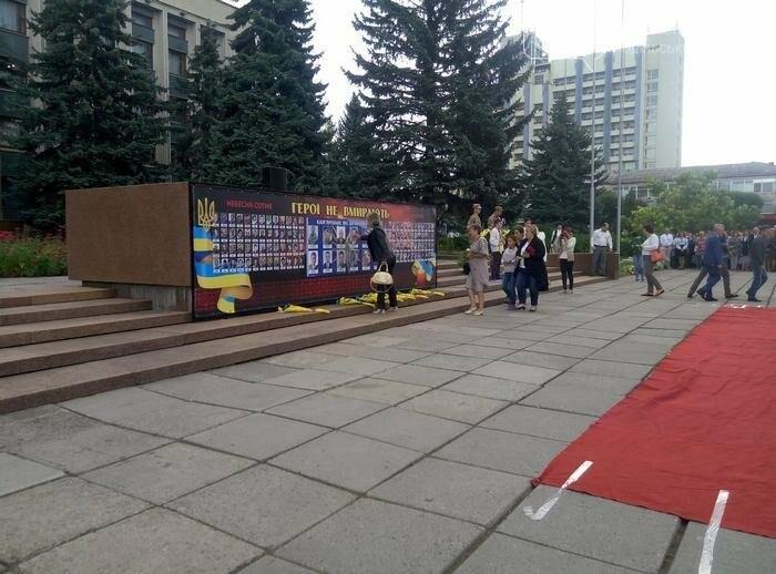 У Кам`янці відбулось урочисте святкування Дня прапора України, фото-4
