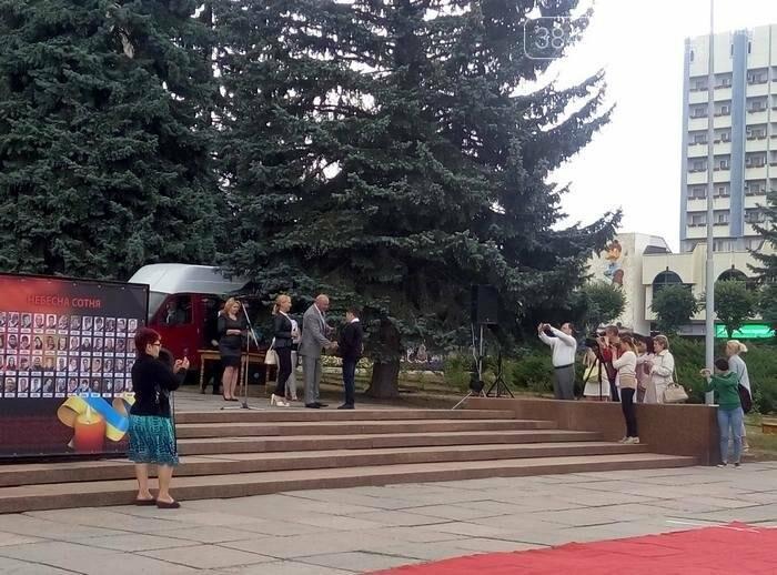 У Кам`янці відбулось урочисте святкування Дня прапора України, фото-8
