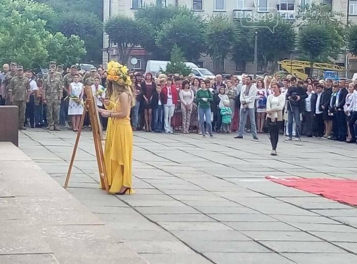 У Кам`янці відбулось урочисте святкування Дня прапора України, фото-11