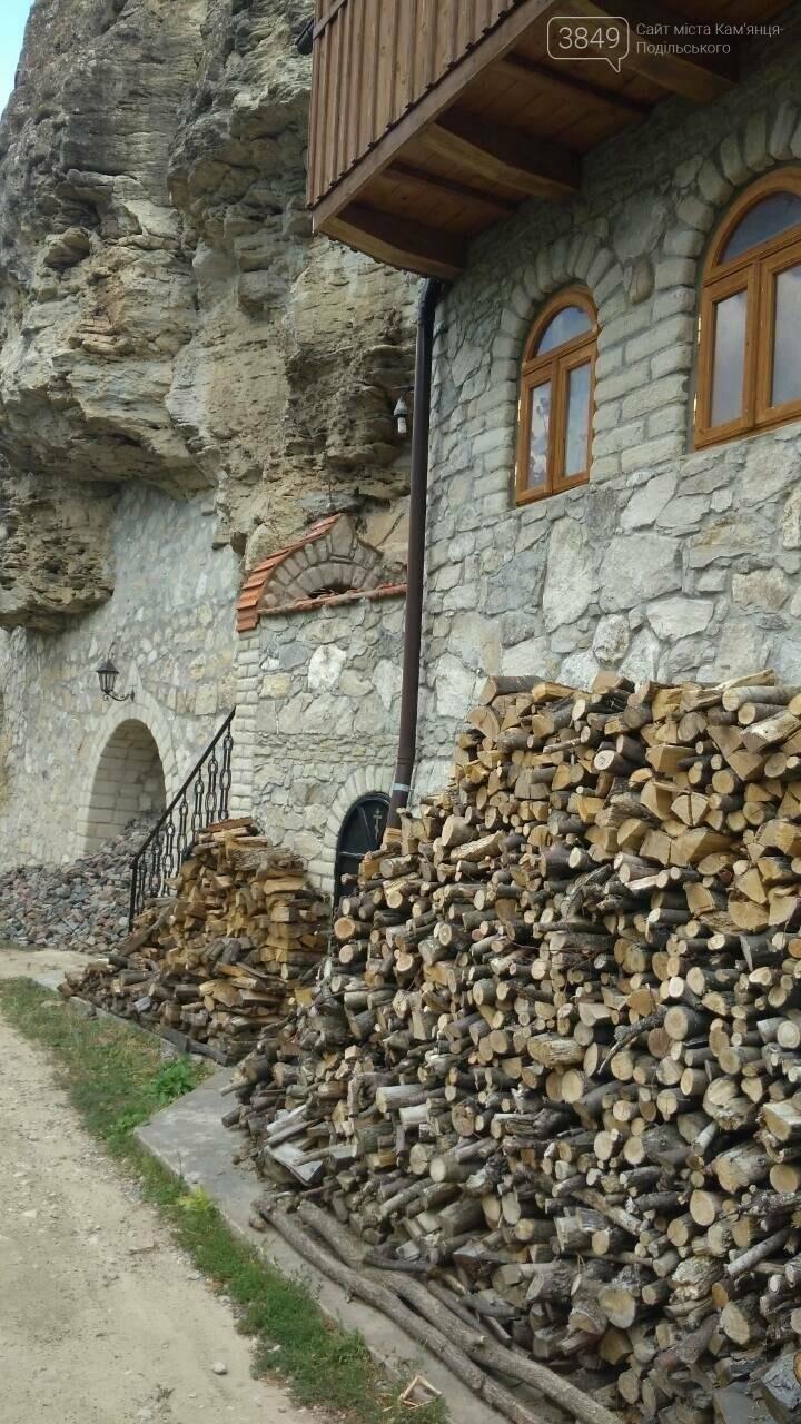 Свято-Миколаївський чоловічий наскельний монастир «Галиця», фото-8