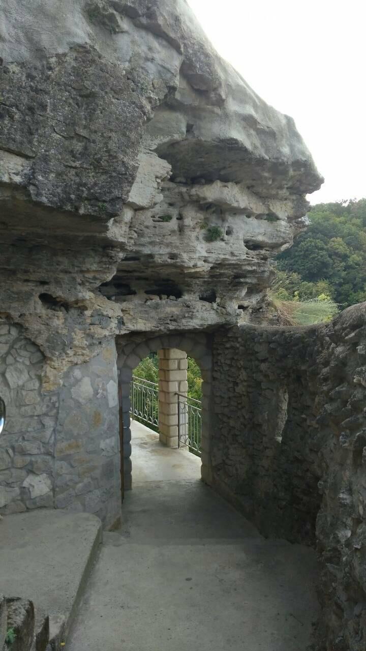 Свято-Миколаївський чоловічий наскельний монастир «Галиця», фото-7