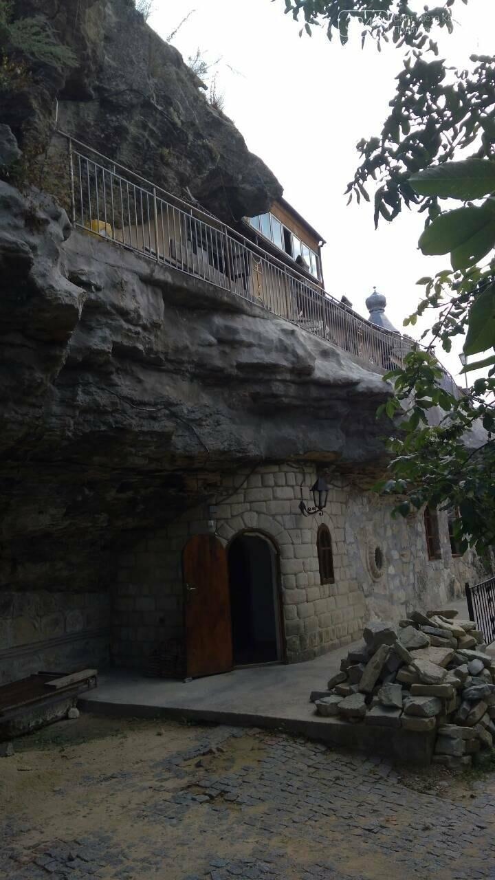 Свято-Миколаївський чоловічий наскельний монастир «Галиця», фото-11