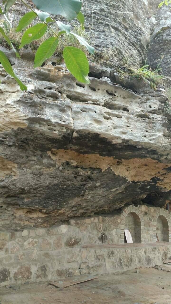 Свято-Миколаївський чоловічий наскельний монастир «Галиця», фото-16