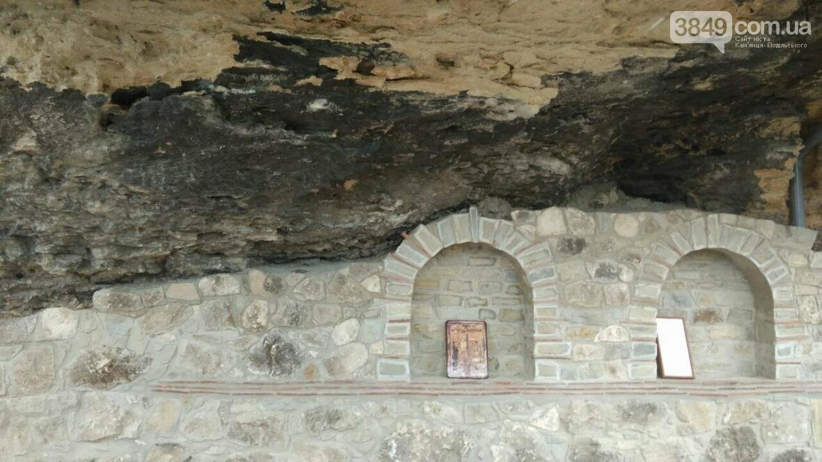 Свято-Миколаївський чоловічий наскельний монастир «Галиця», фото-13