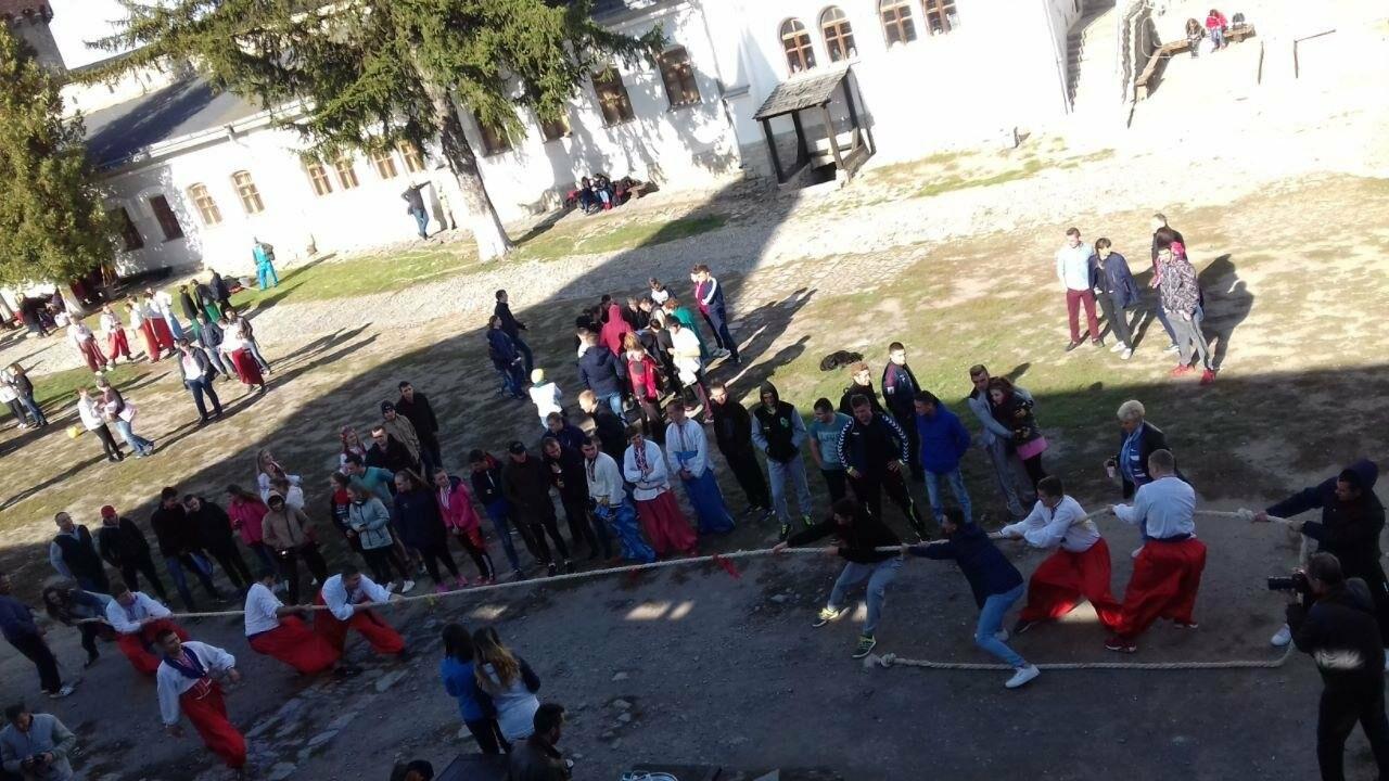 Козацькою звитягою мірялись вищі навчальні заклади міста, фото-16