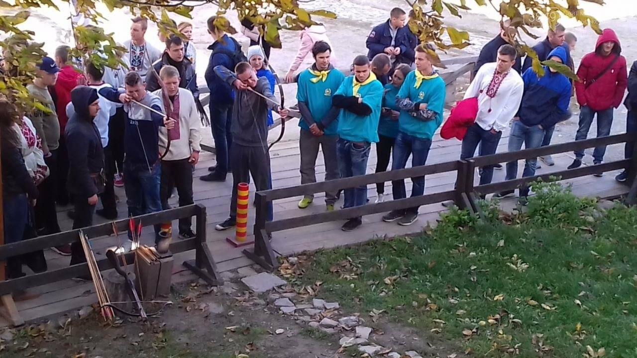 Козацькою звитягою мірялись вищі навчальні заклади міста, фото-18