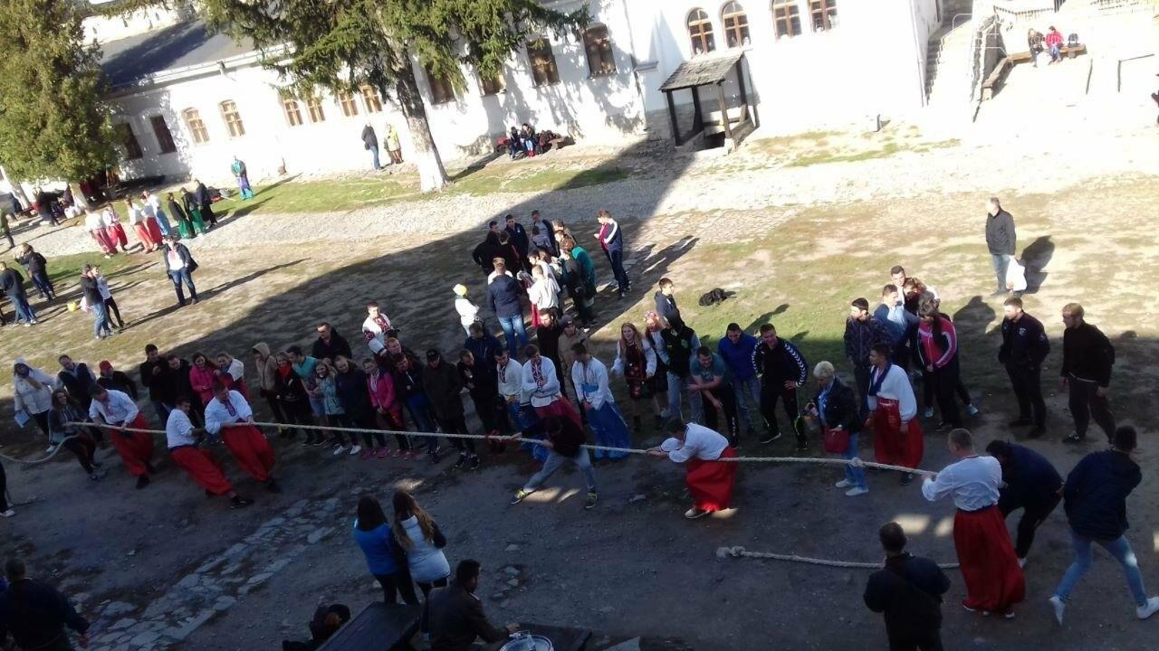 Козацькою звитягою мірялись вищі навчальні заклади міста, фото-20