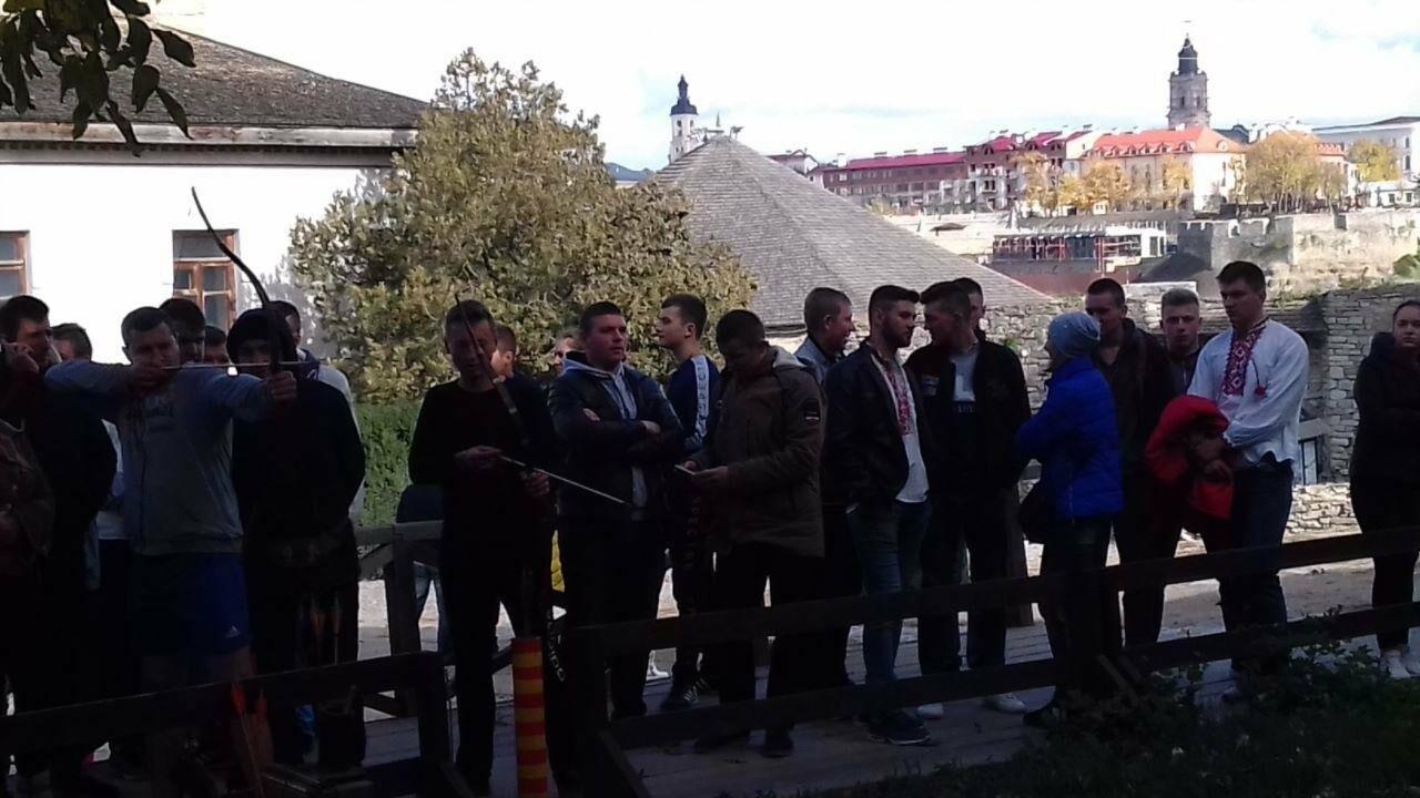Козацькою звитягою мірялись вищі навчальні заклади міста, фото-22