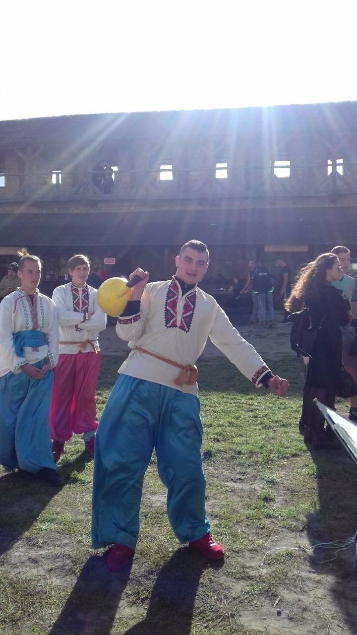 Козацькою звитягою мірялись вищі навчальні заклади міста, фото-17