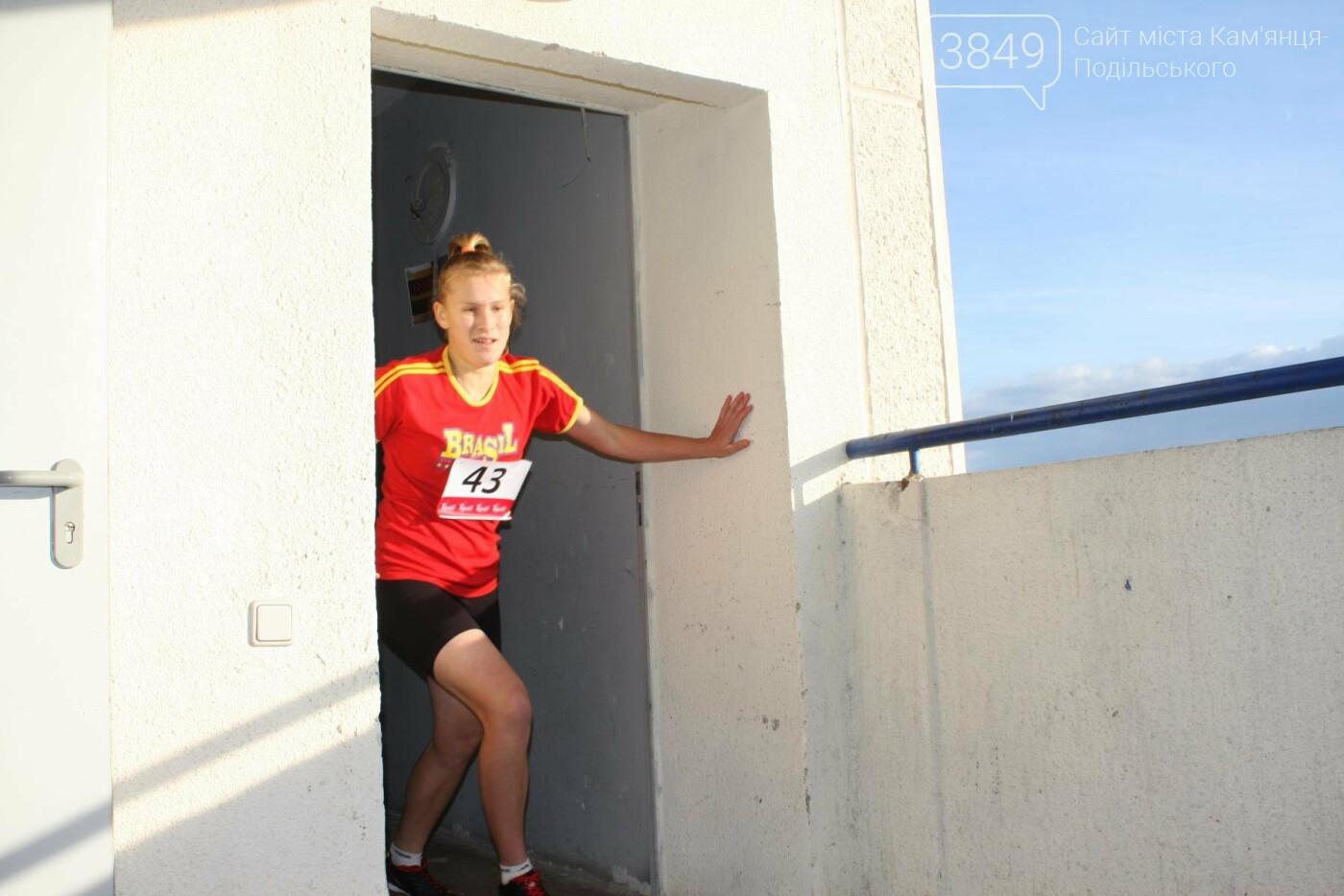 Кам'янецькі студенти підкорювали 12 поверхів, 216 сходинок найвищої будівлі міста, фото-15