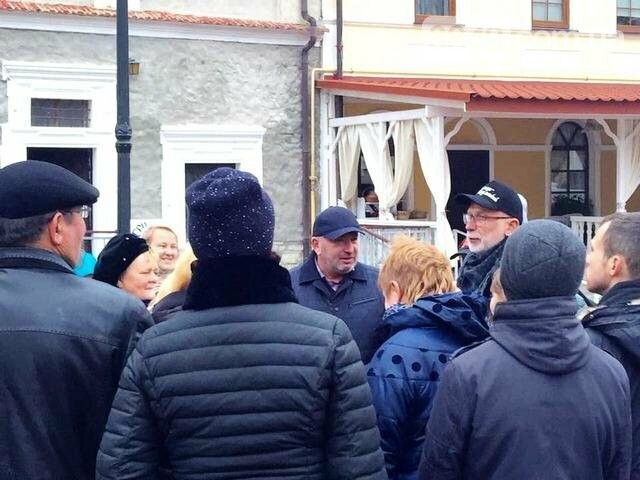 У Кам'янці-Подільському зібралися родини військових з усієї України, фото-2