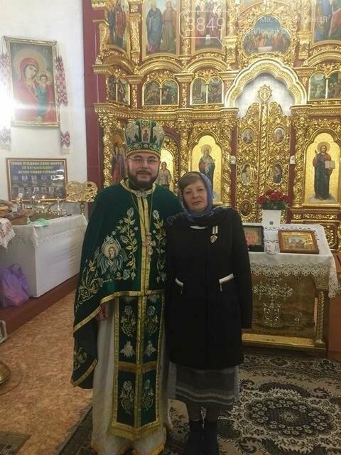 Матері кам'янецького Героя вручили пам'ятну нагороду, фото-1