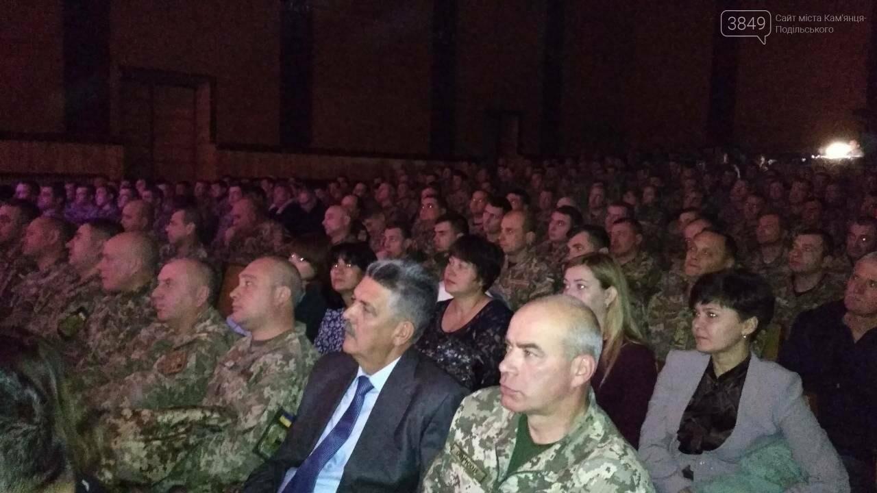 Військові інженерних військ приймають привітання, фото-10