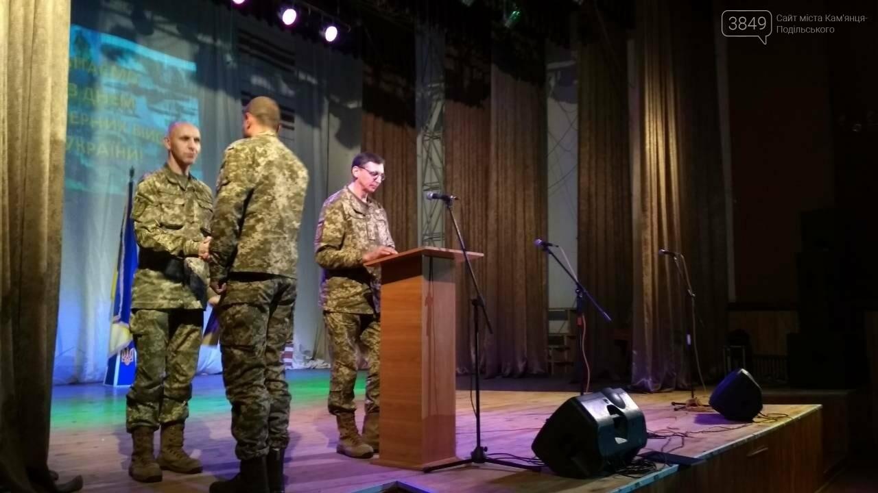 Військові інженерних військ приймають привітання, фото-4