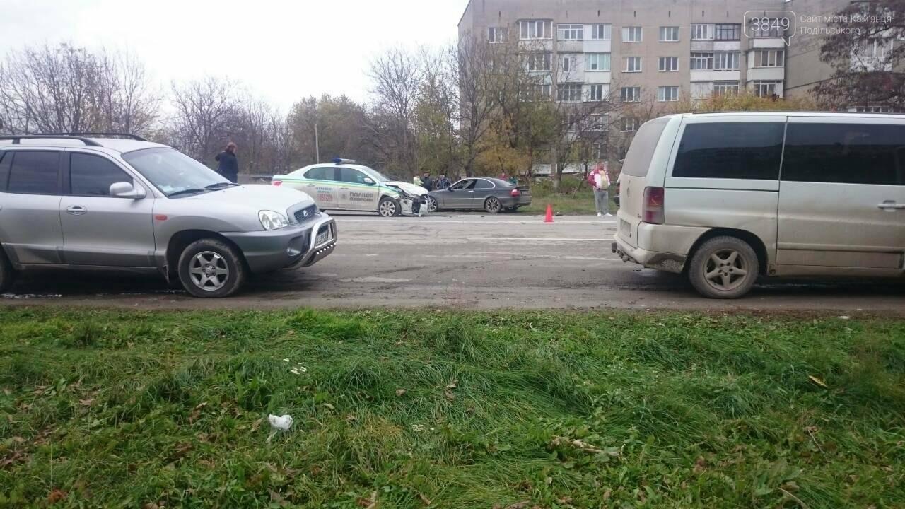 ДТП по вулиці Хмельницьке шосе, фото-1